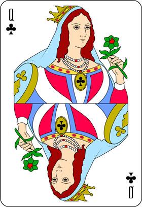 Крестовая Дама