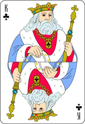 Крестовый Король